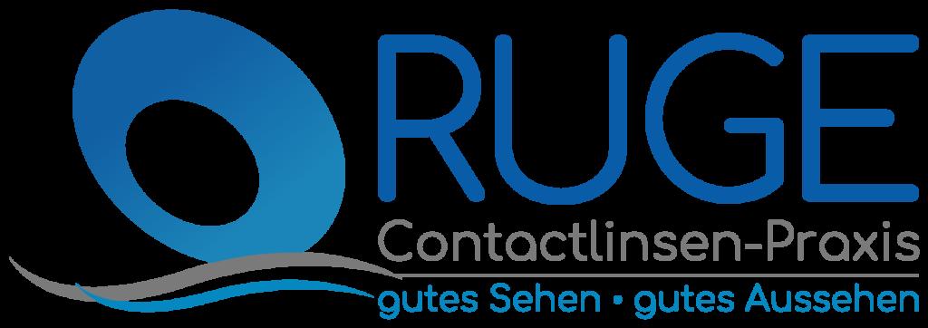 Ruge Contactlinsen-Praxis Logo
