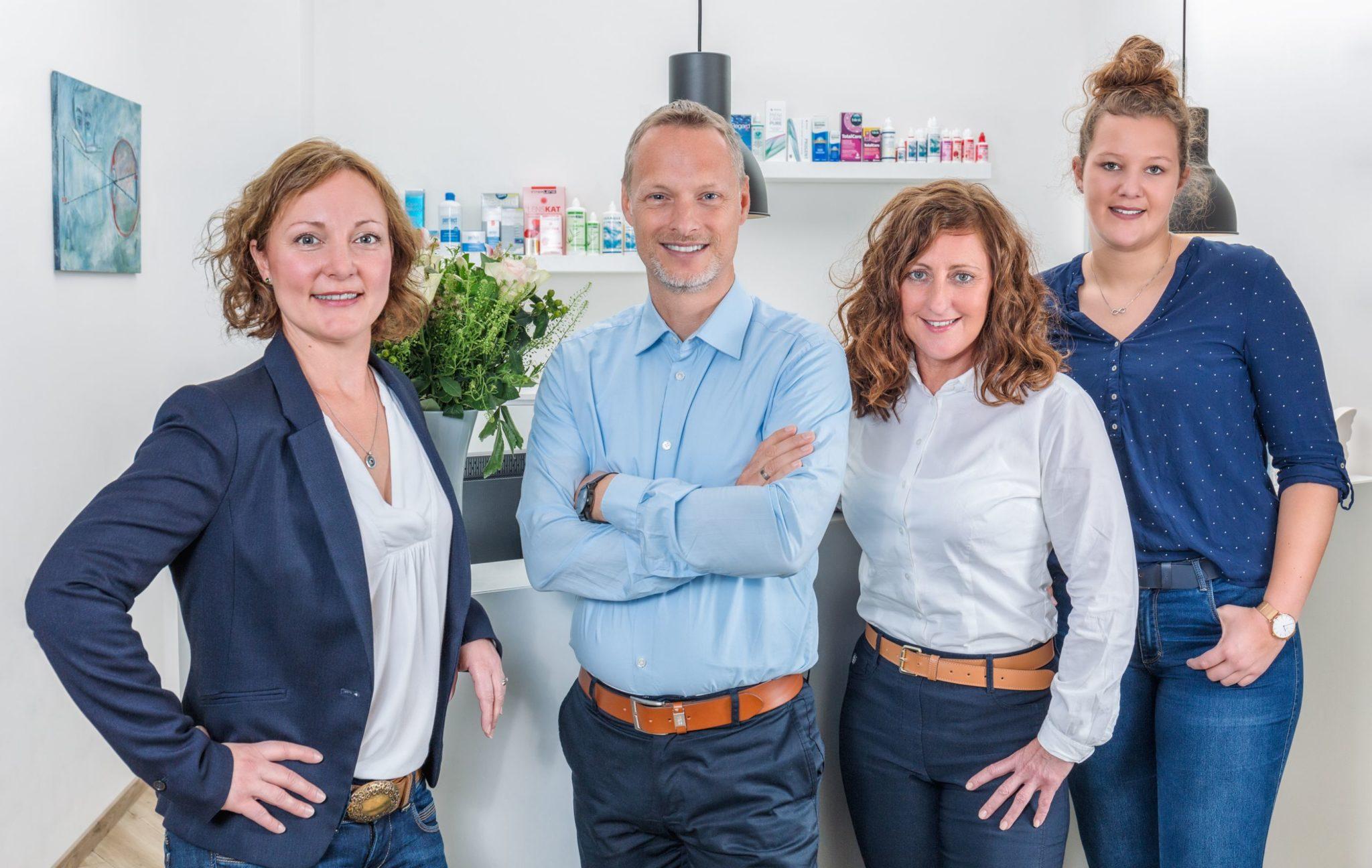 Ruge Contactlinsen Team kontaktlinsen Hamburg